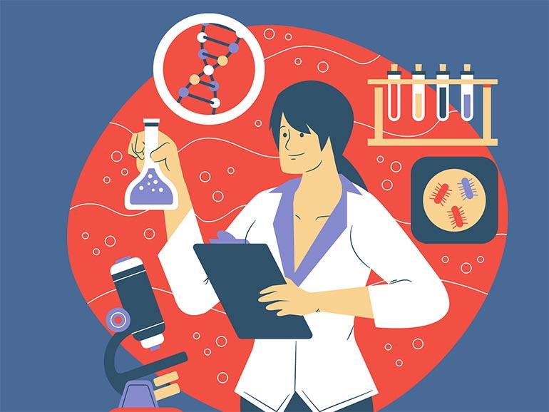 Covid vaccine researcher